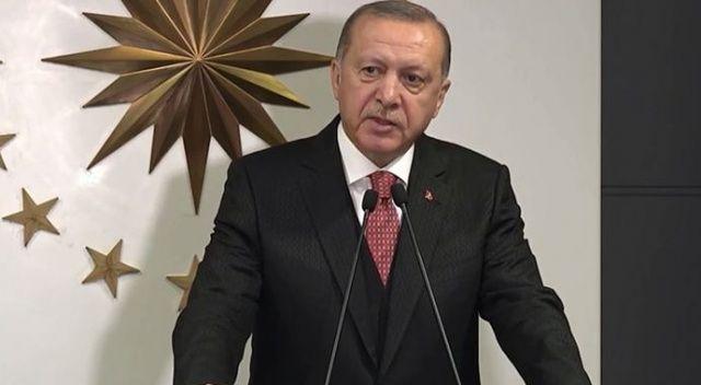 """Cumhurbaşkanı Erdoğan: """"Türkiye'nin tökezlemesini bekleyenleri bir kez daha üzeceğiz"""""""