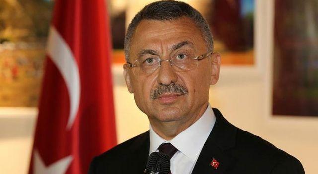 Cumhurbaşkanı Yardımcısı Oktay: Türk sanayisinin çarkları şimdi gelecek için dönüyor