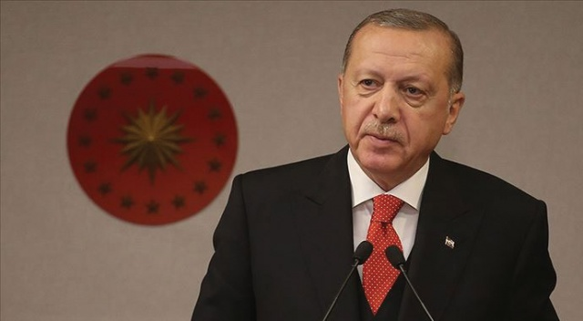 Cumhurbaşkanı Erdoğan liderlerle bayramlaştı