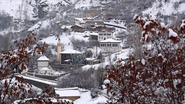 Doğu Karadeniz'in yüksek kesimlerinde kuvvetli kar yağışı bekleniyor