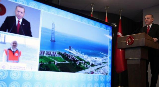 Erdoğan'dan HDP ve CHP'ye: Yöntemleri farklı zihniyetleri aynı