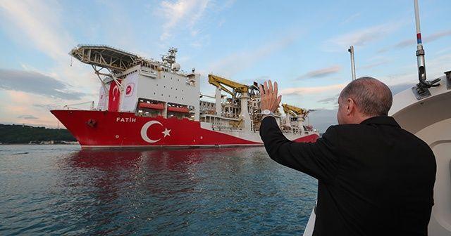 Fatih, yeni fetih için Karadeniz'de