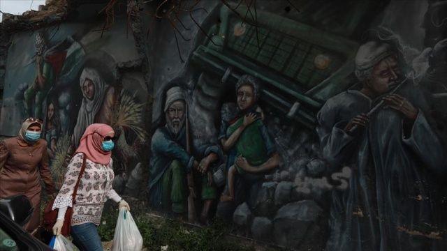Filistin Diasporası: Nekbe, Filistinlileri topraklarından eden bir pandemiydi