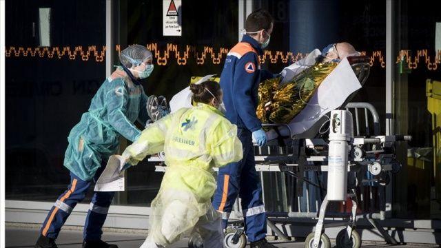 Fransa'da Covid-19'dan ölenlerin sayısı 27 bin 529'a yükseldi