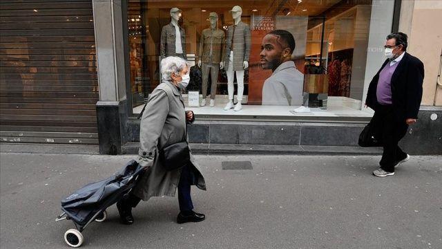 Fransa'da Covid-19 nedeniyle ölenlerin sayısı 27 bin 425'e yükseldi