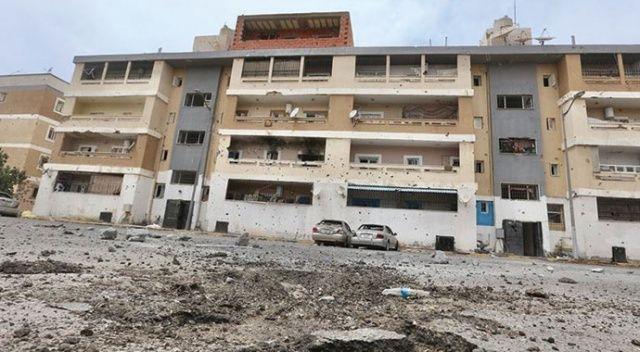 Hafter güçlerinden Trablus'ta roket saldırısı: 5 sivil hayatını kaybetti