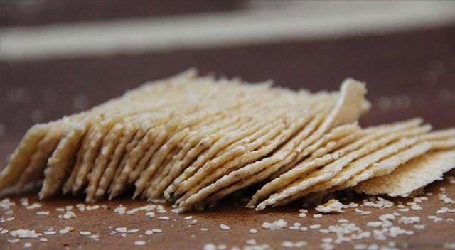 Hatay'ın ramazan sofralarına özel tatlısı 'küncülü helva'