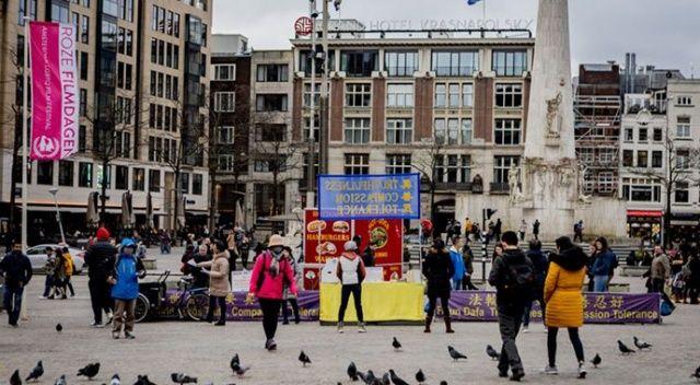 Hollanda'da Covid-19'dan ölenlerin sayısı 5 bin 951'e yükseldi
