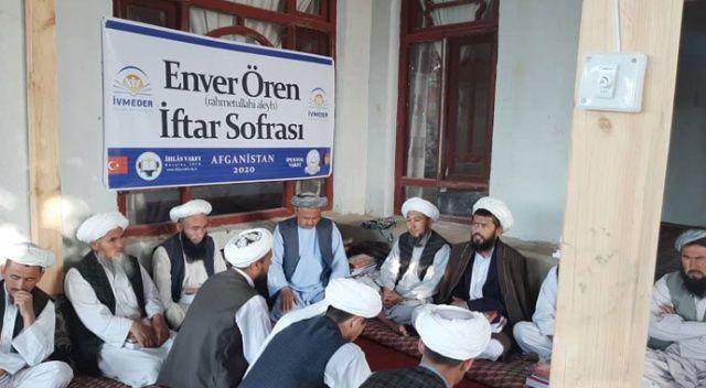 İhlas Vakfı mezunlarından Afganistan ve Sudan'da binlerce kişiye iftar