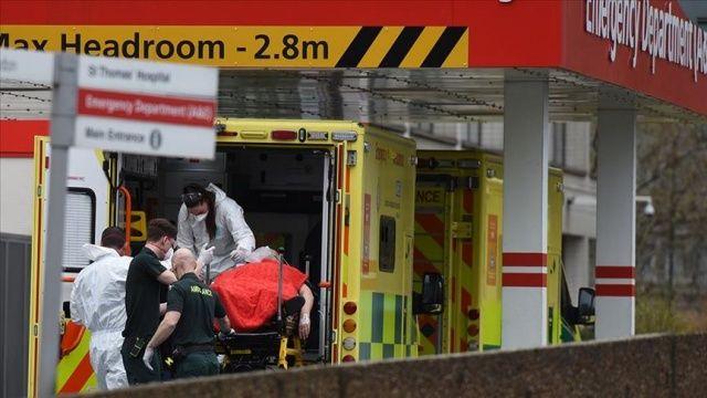 İngiltere'de Covid-19 nedeniyle ölenlerin sayısı 34 bin 466'ya yükseldi