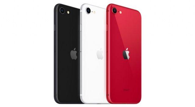 iPhone SE Türkiye'de