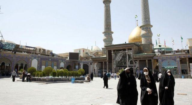 İran'da son 24 saatte koronavirüsten 34 kişi öldü