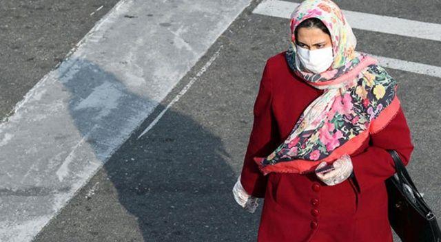 İran'da son 24 saatte koronavirüsten 71 kişi öldü