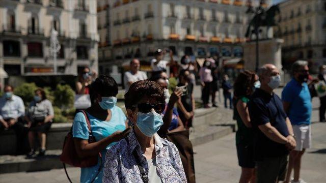 İspanya'da Covid-19'dan ölenlerin sayısı 27 bin 125'e çıktı