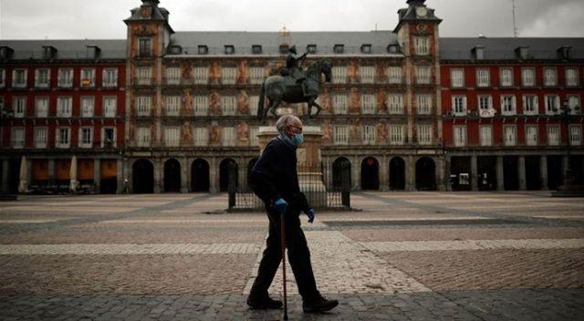 İspanya'da Covid-19 salgınında hayatını kaybedenlerin sayısı 27 bin 321'e yükseldi