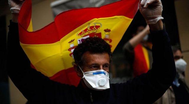 İspanya'da Covid-19 salgınında hayatını kaybedenlerin sayısı 27 bin 459'a çıktı