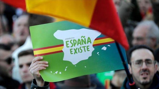 İspanya'da hükümetin Covid-19 kararlarına karşı protestolar 10. gününde