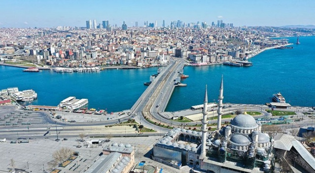 İstanbul'da hava kirliliği en çok Başakşehir ve Esenyurt'ta azaldı