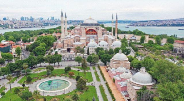 İstanbul'un fethini bir defa daha yaşadık