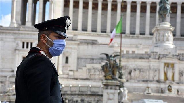 İtalya'da Covid-19 nedeniyle ölenlerin sayısı 31 bin 368'e yükseldi