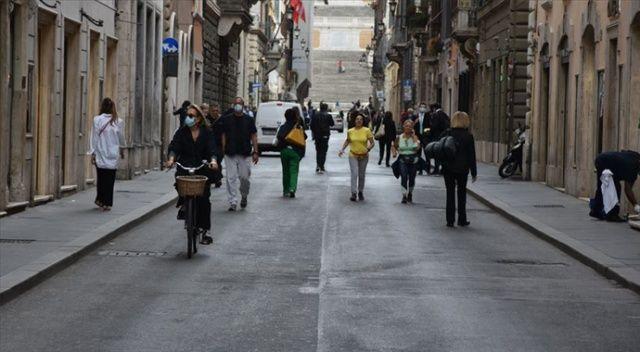 İtalya'da Kovid-19'dan hayatını kaybedenlerin sayısı 32 bin 616'ya yükseldi