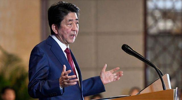 Japonya Başbakanı Abe: Vaka sayısındaki düşüş tatmin edici düzeyde değil