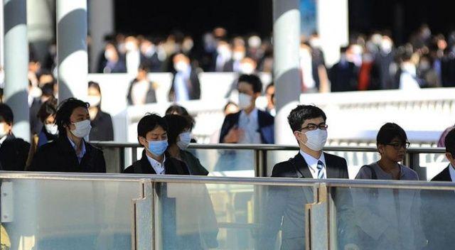 Japonya'da 21 kişi daha koronavirüsten öldü