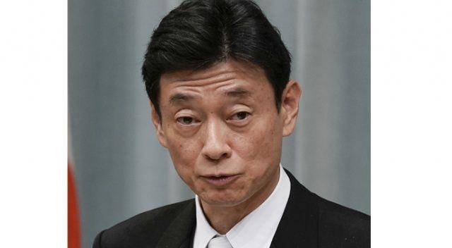 Japonya Ekonomi Bakanı Nishimura, artan Covid-19 vakalarını değerlendirdi