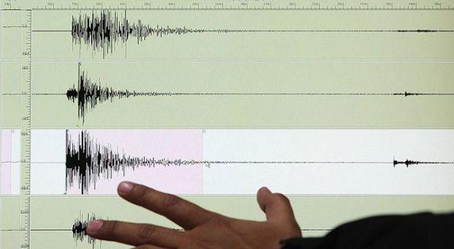 Japonya'nın Gifu eyaletinde 5,2 büyüklüğünde deprem