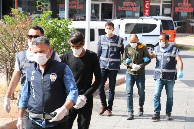 Kahramanmaraş'ta hırsızlık şüphelileri yakalandı, 12 olay aydınlatıldı