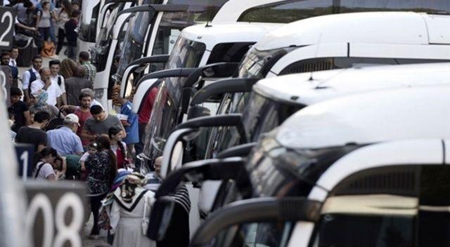 Karayoluyla yolcu taşıma için tavan ücret kararı