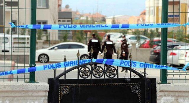 Kayseri'de 120 daireli site kgarantinaya alındı