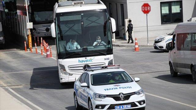 Kırgızistan'daki Türk vatandaşları yurda getirildi