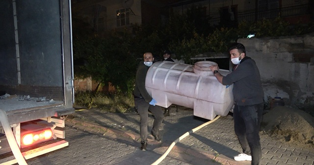 Kırıkkale'de 3 ton sahte şarap ele geçirildi