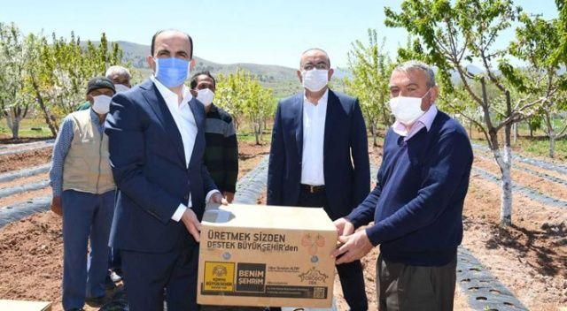 Konya Büyükşehir Belediye Başkanı Altay: Tarımsal üretim stratejik öneme sahip