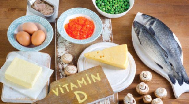 Koronavirüse  D vitamini kalkanı