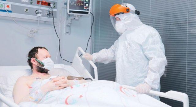 Kronik astım hastası, koronayı atlattı