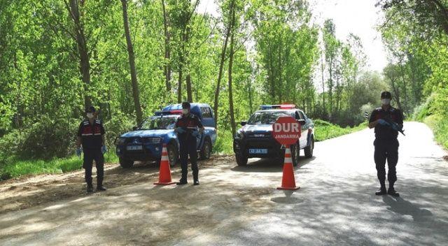 Kütahya'da bir köy daha karantinaya alındı