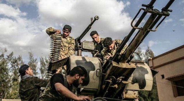 Libya Ordusu, Rus yapımı hava savunma sistemini imha etti