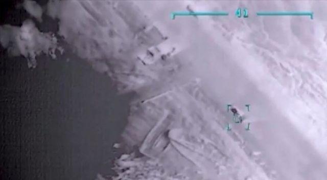 Libya ordusuna ait bir SİHA, BAE'nin temin ettiği Rus yapımı Pantsir hava savunma sistemini imha etti