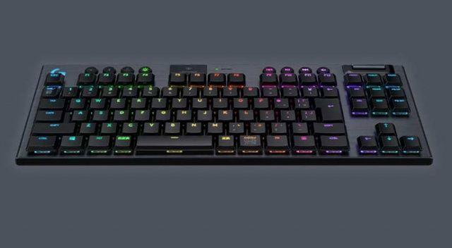Logitech'ten yeni mekanik klavye