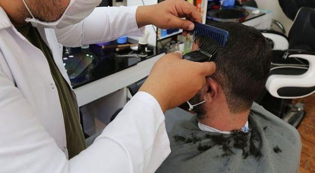 Malatya'da koronavirüs tespit edilen 3 berber kapatıldı