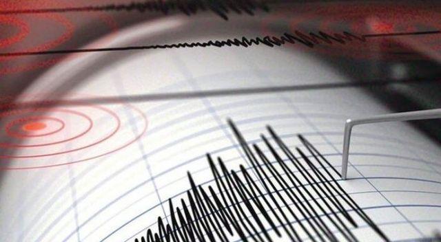 Manisa'da 3.8 büyüklüğünde deprem (29 Mart son depremler)