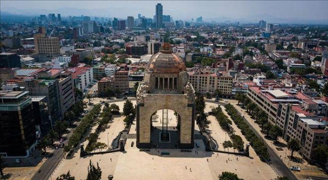 Meksika'da Kovid-19 nedeniyle son 24 saatte 215 kişi öldü