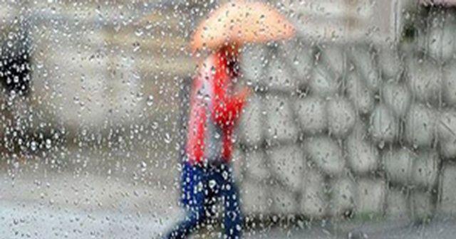 Meteoroloji 3 il için kuvvetli yağış uyarısı yaptı