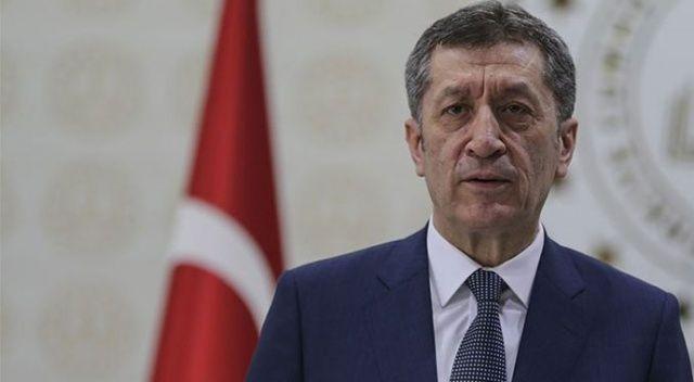 Milli Eğitim Bakanı Selçuk: Tüm imkanlarımızla çocuklarımızın yanında olma çabasındayız