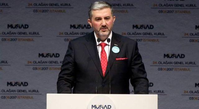 MÜSİAD Genel Başkanı: Pandemi sonrası Türkiye cazibe merkezi olacak