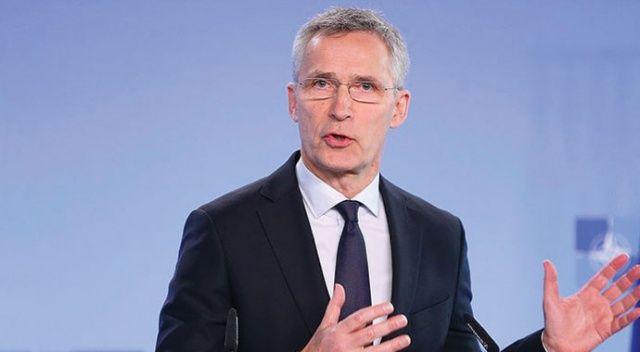 NATO Genel Sekreteri Stoltenberg: NATO Trablus hükümetine destek vermeye hazır