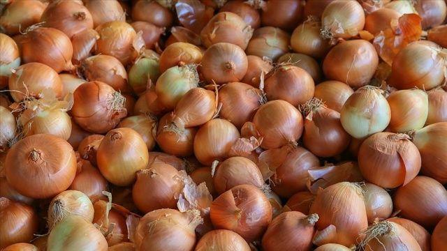 Nisanda en fazla soğanın fiyatı arttı