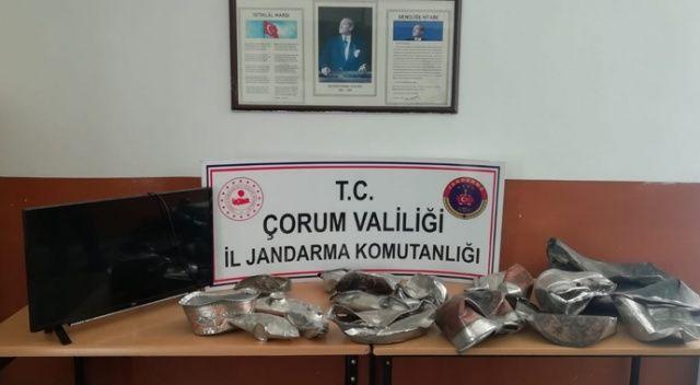 Ortaköy'de hırsızlık şüphelileri yakalandı
